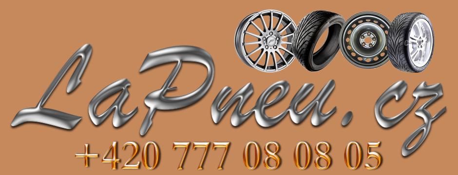 Mobil +420 777 080805, mail lapneu@lapneu.cz